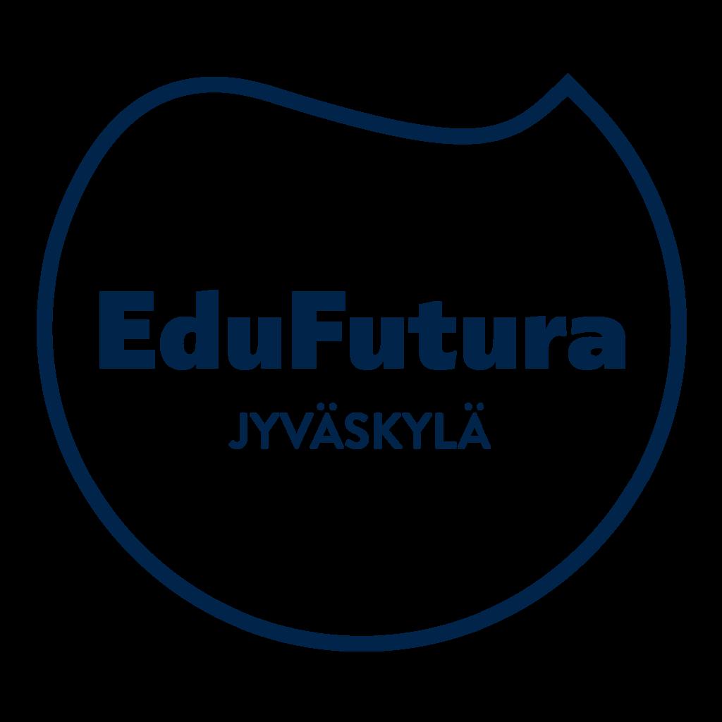 EduFuturan logo sininen