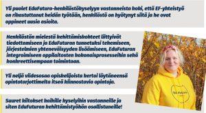 Maria Hämäläinen.